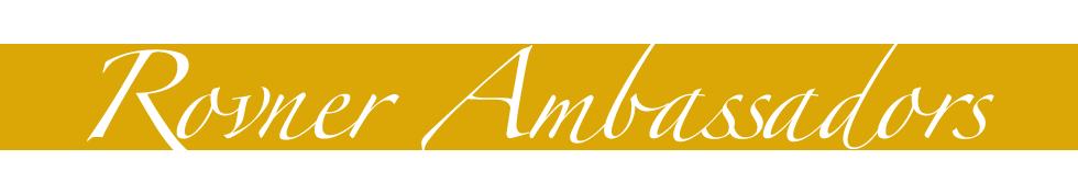 Rovner Ambassadors